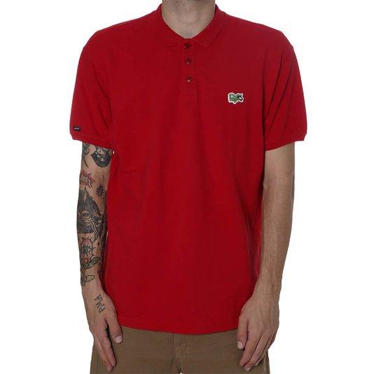 Camisa Gola Polo Lost Red LaLost Vermelho