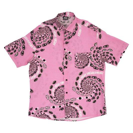 Camisa High Company Vision Rosa