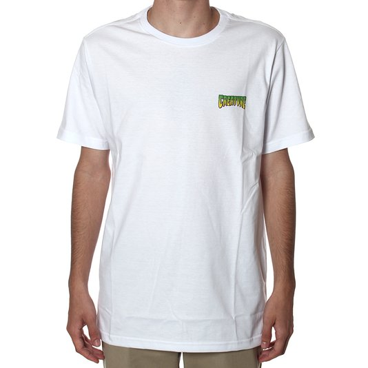 Camiseta Creature Logo Mini Branco