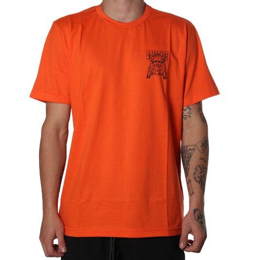 Camiseta Creature Offering Laranja