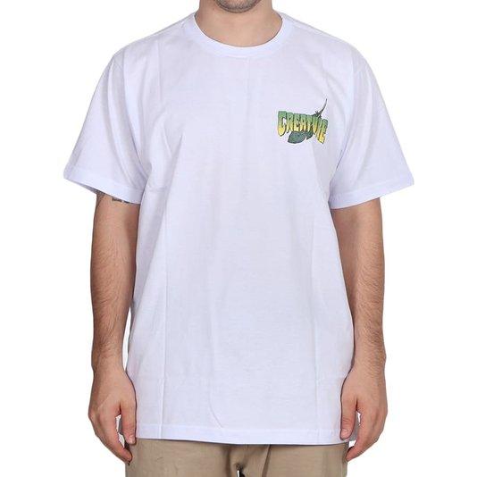 Camiseta Creature Shrunken Branco