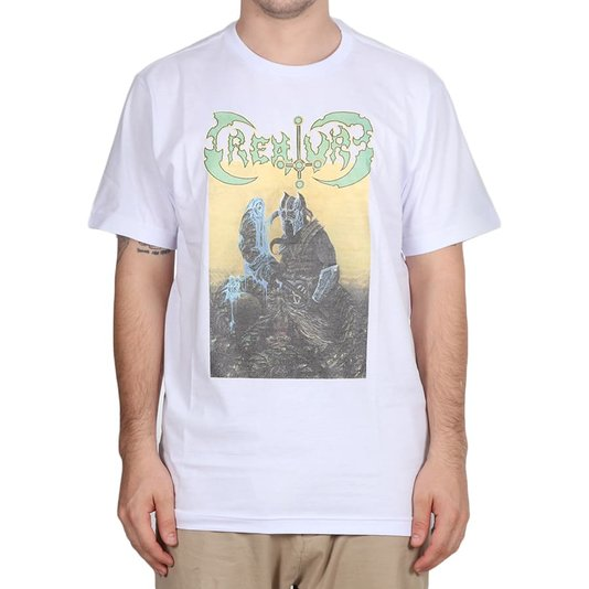 Camiseta Creature Sorcery Branco