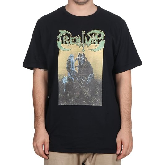 Camiseta Creature Sorcery Preto
