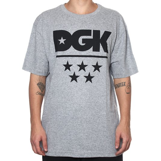 Camiseta DGK All Star Mescla