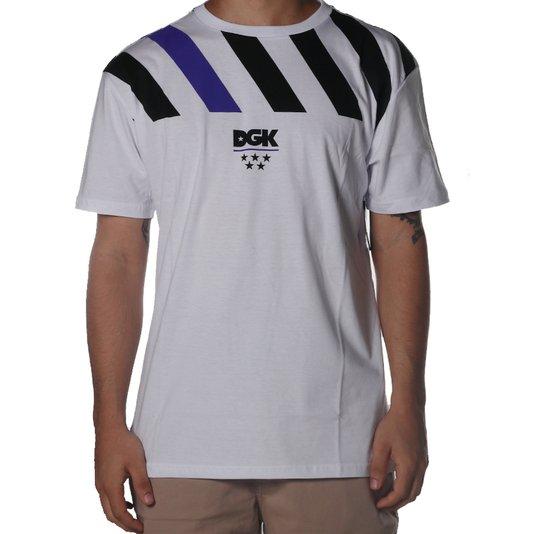 Camiseta DGK Heritage Branco