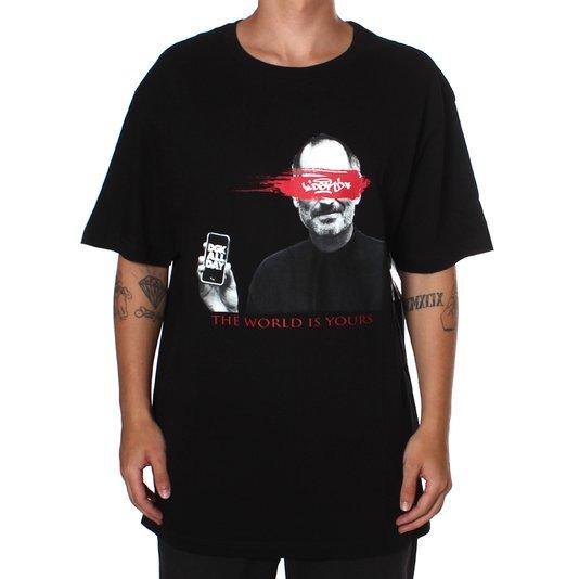Camiseta DGK Limitless Preto