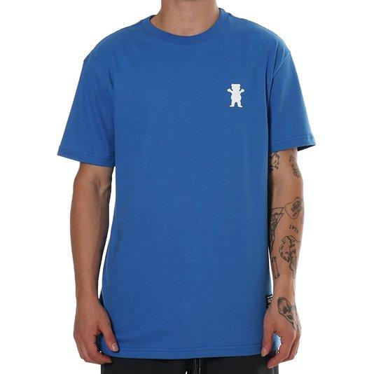 Camiseta Grizzly Mini Og Azul