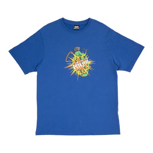 Camiseta High Company Granade Azul Royal