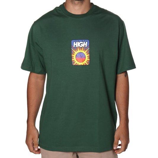 Camiseta High Company Magical Verde Musgo