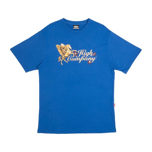 Camiseta High Company Pegasus  Azul Royal