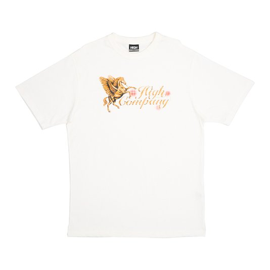 Camiseta High Company Pegasus  Off White