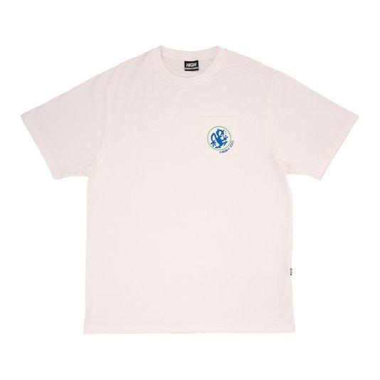 Camiseta High Company Poket Outsider Branco
