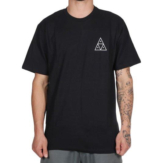 Camiseta Huf Lupus Noctem Preto