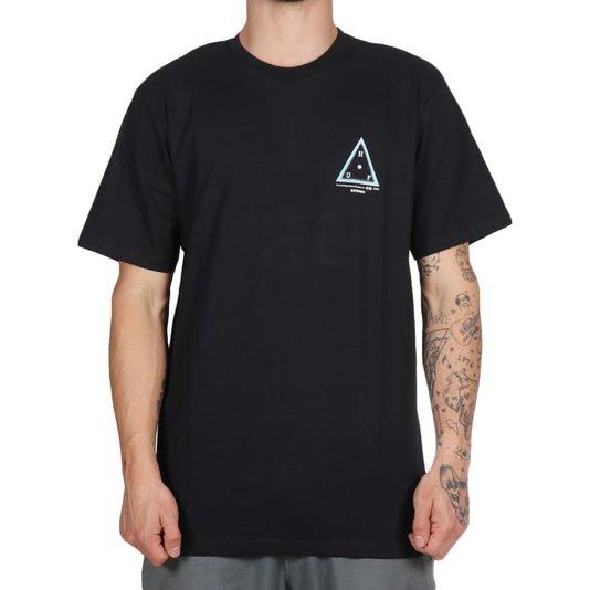 Camiseta Huf Moons Preto
