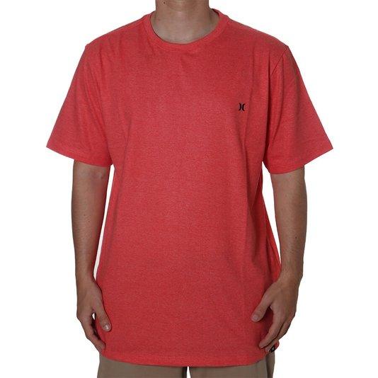 Camiseta Hurley Icon Coral