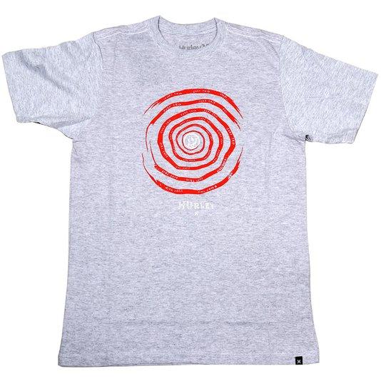 Camiseta Hurley Infanto - Juvenil Silk Bp Mescla Claro