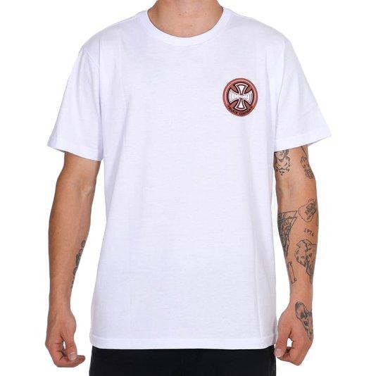 Camiseta Independent 78' Cross Branco