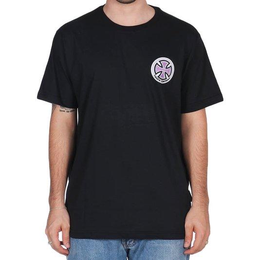 Camiseta Independent 78' Cross Preto
