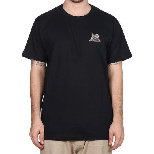 Camiseta Independent Crust Preto