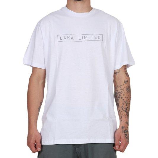 Camiseta Lakai Colors Branco