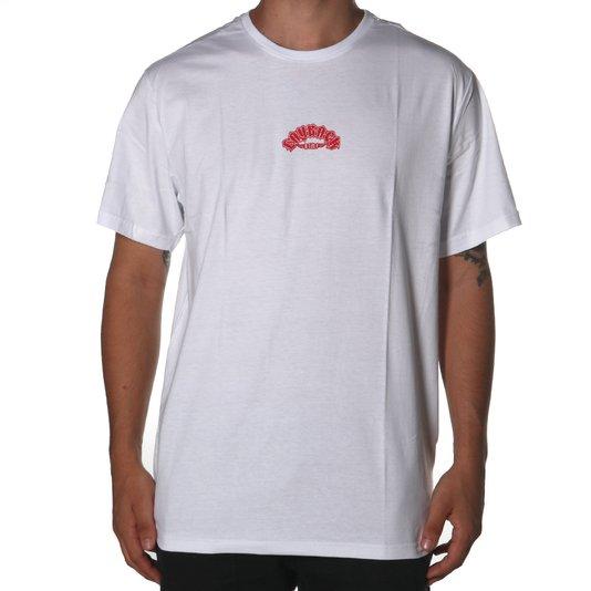 Camiseta Layback Have A Beer Branco