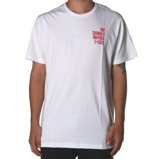 Camiseta Layback Rio Tavares Branco