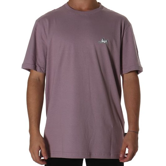 Camiseta Lost New Year Classic Lilas