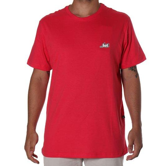Camiseta Lost New Year Classic Vermelho