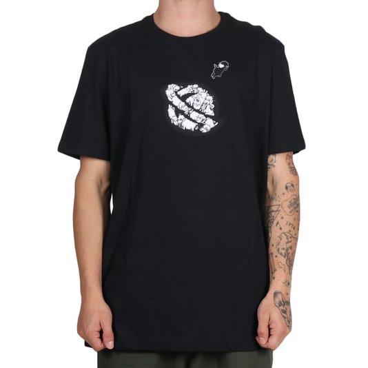 Camiseta Lost Sheep Family Preto