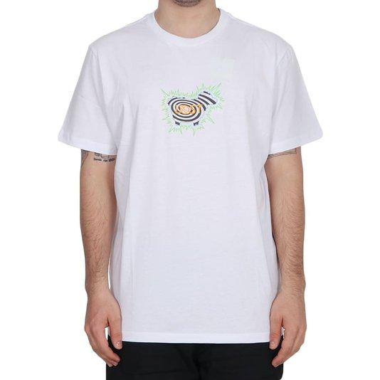 Camiseta Lost Spiral Branco