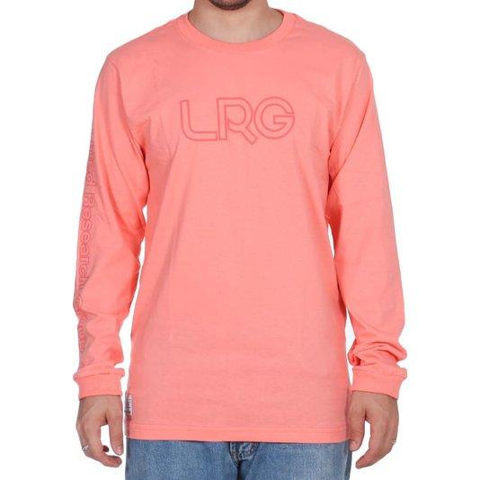 Camiseta Lrg Brisson M/L Coral