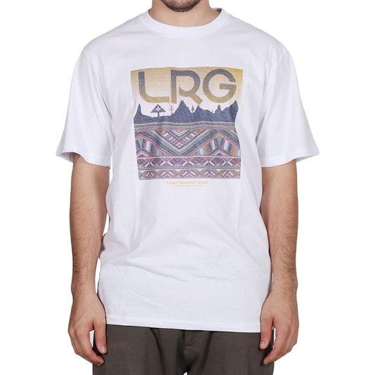 Camiseta Lrg Earth Lessons Branco
