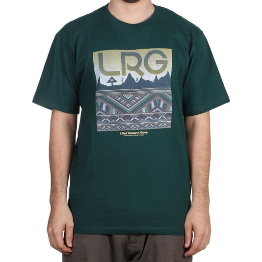 Camiseta Lrg Earth Lessons Verde