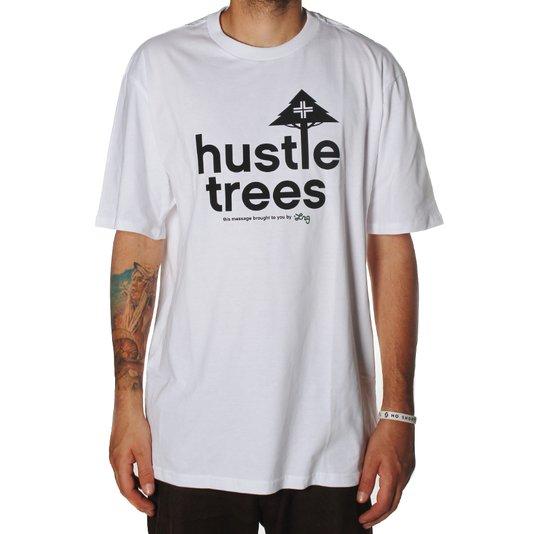 Camiseta LRG Hustle Branco