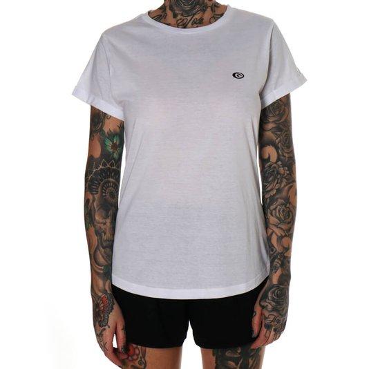 Camiseta Rip Curl Essentials Feminina Branco
