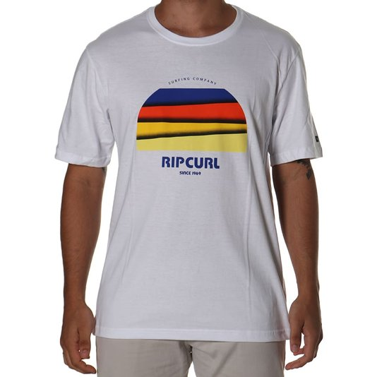 Camiseta Rip Curl Hey Mamma Branco