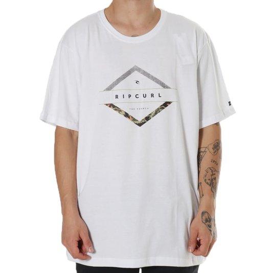 Camiseta Rip Curl Oasis Tee Branco