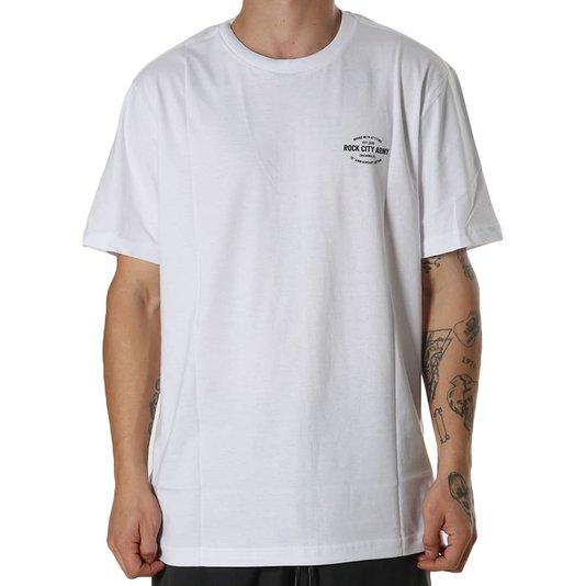 Camiseta Rock City 10th Anniversary Edition Branco
