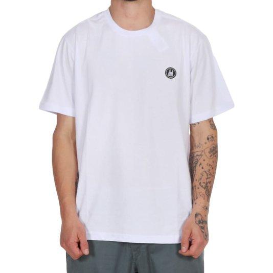 Camiseta Rock city Icon Básica Branco