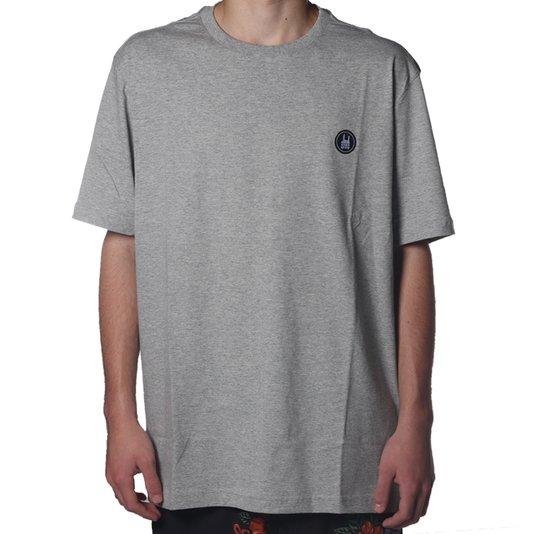 Camiseta Rock City Icon Básica Mescla