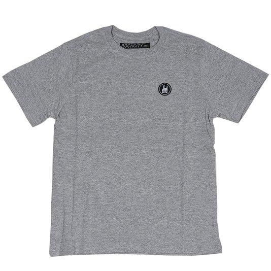 Camiseta Rock City Icon Infanto - Juvenil Mescla