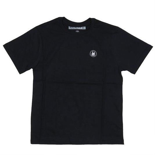 Camiseta Rock City Icon Infanto - Juvenil Preto