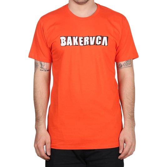 Camiseta Rvca Ransom Laranja