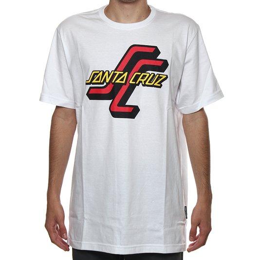Camiseta Santa Cruz OGSC Branco