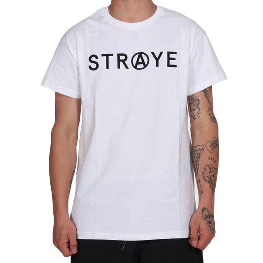Camiseta Straye Big Trap Off White