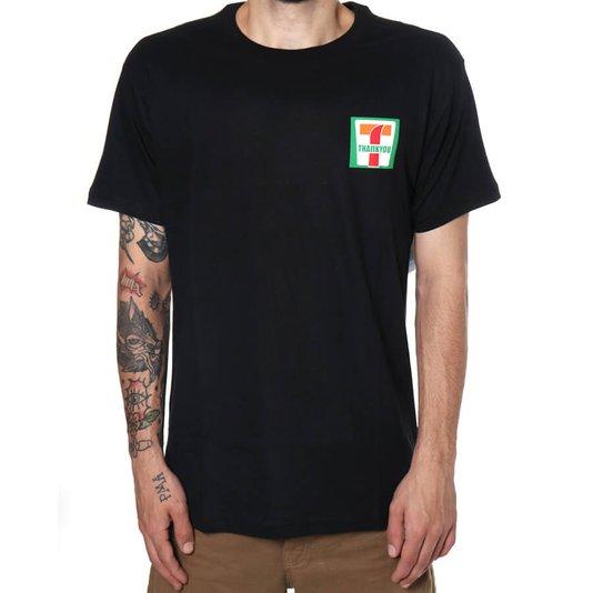 Camiseta Thank You Kwiktmart Preto