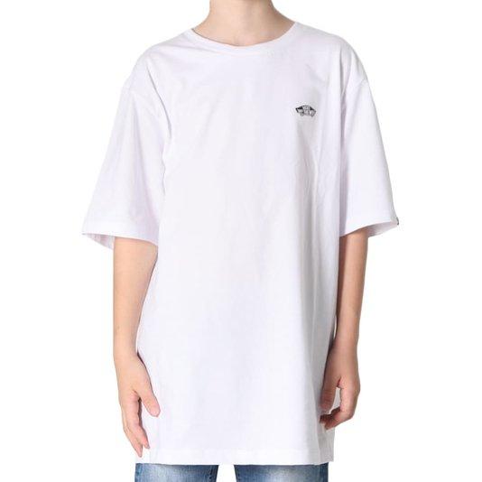 Camiseta Vans Juvenil OTW Back Branco