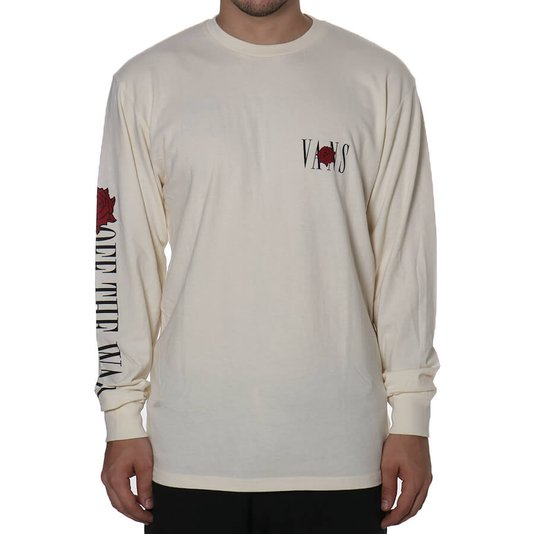 Camiseta Vans Kyle Walker Rose  Creme
