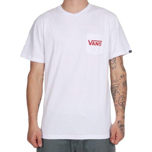 Camiseta Vans Otw Classic White Branco