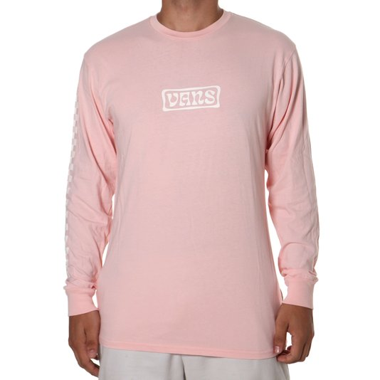 Camiseta Vans Peachy Keen Rosa